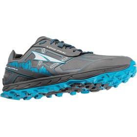 Altra Lone Peak 4 Low RSM Running Shoes Herre gray/blue